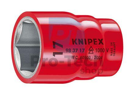 """Hlavica šesťhran 18 mm s vnútorným štvorhranom 1/2"""" KNIPEX 08906"""