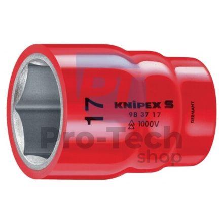 """Hlavica šesťhran 13 mm s vnútorným štvorhranom 3/8"""" KNIPEX 08888"""