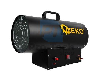 Plynový ohrievač vzduchu 40KW 01232