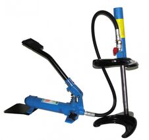 Hydraulický stlačovač, sťahovák pružín 1t 00724