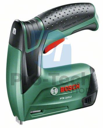 Akumulátorová sponkovačka Bosch PTK 3,6 LI 03780