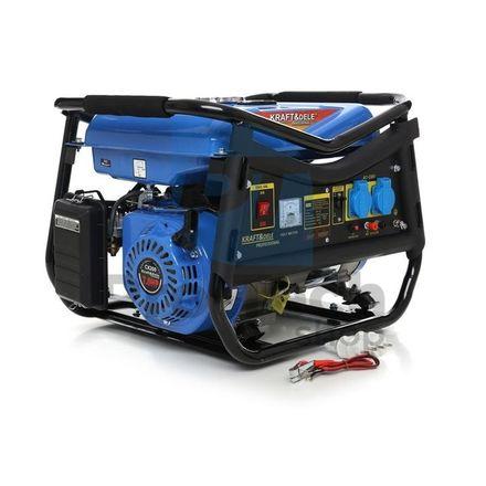 Elektrocentrála 3000W 4-takt 12V/230V s AVR (generátor) 06294